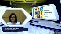 Sri Mulyani Jadi Guru Virtual buat Ratusan Murid SD-SMA, Mengajar Apa?