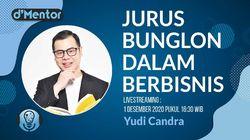 Live dMentor Jurus Bunglon dalam Berbisnis