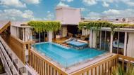 Liburan di Bali Bak Sultan di TS Suites Seminyak, Ini Fasilitasnya