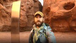 Tugu Logam Misterius di Gurun AS Menghilang, Apa yang Terjadi?