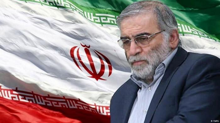 Upacara Pemakaman Ahli Nuklir Iran Mohsen Fakhrizadeh Dimulai