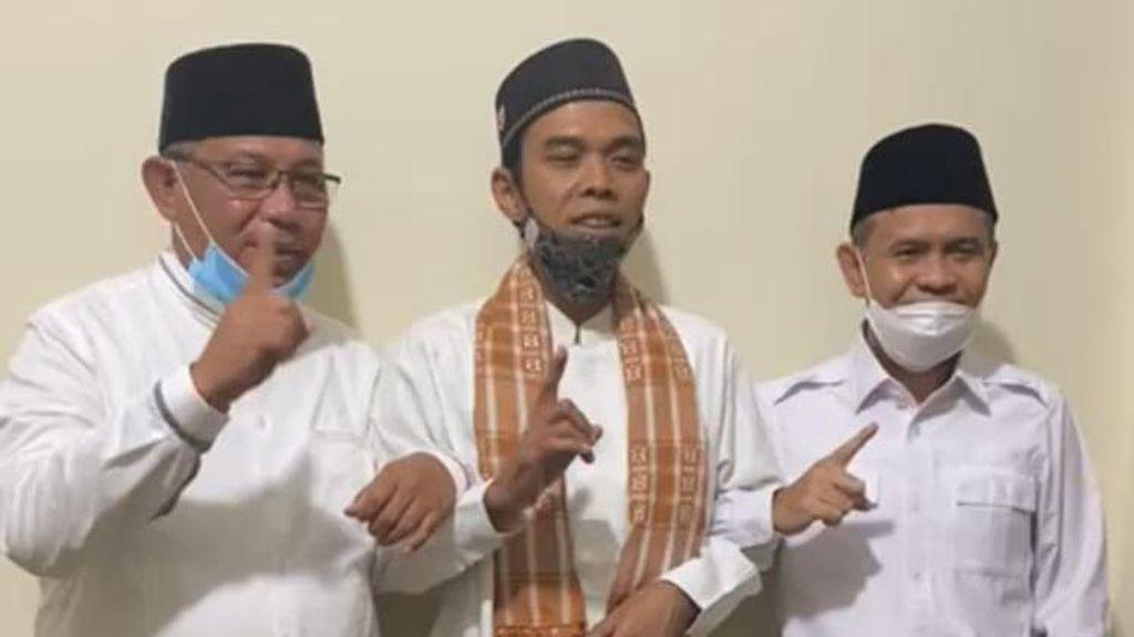 Tudingan Kubu Bobby soal Politik Identitas Kala Akhyar Gandeng UAS