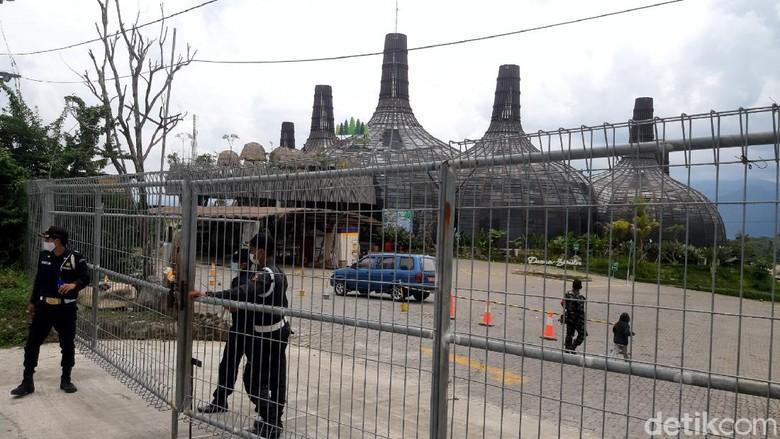 Wisata Dusun Semilir, Bawen, Kab Semarang ditutup
