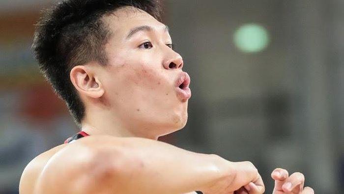 Abraham Damar Grahita, pemain Timnas Basket.