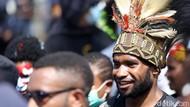Polisi Bubarkan Demo Tolak Otsus Papua di Semarang