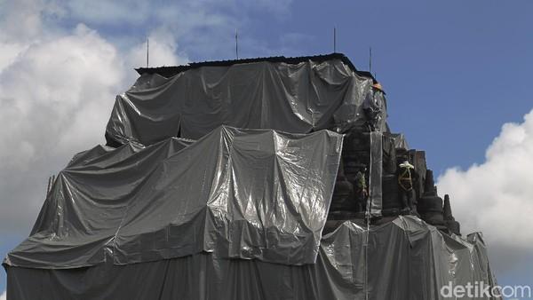 Koordinator Kelompok Kerja Pemeliharaan Kawasan Cagar Budaya Borobudur, Bramantara, mengatakan selain Candi Borobudur, BKB juga menutup Candi Mendut dan Candi Pawon untuk mengantisipasi erupsi Merapi.