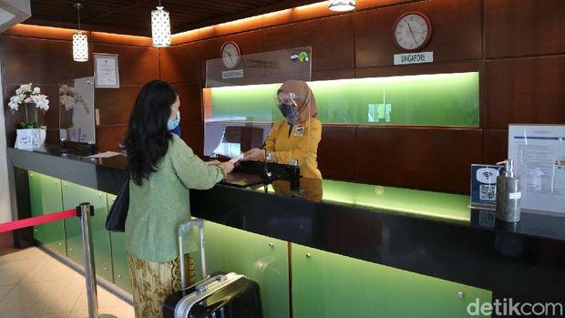 ASTON Tanjungpinang Hotel & Conference Center, menjadi salah satu hotel yang berhasil mendapatkan nilai sempurna dalam audit CHSE (Clean, Health, Safety dan Environment)