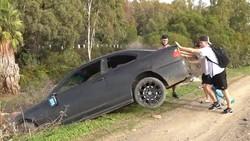 Selebgram Ditangkap Polisi Gara-gara Buang BMW ke Sungai