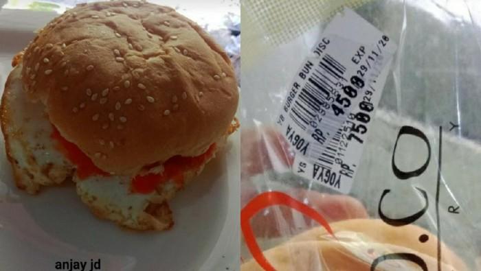 Burger Anak Tiri