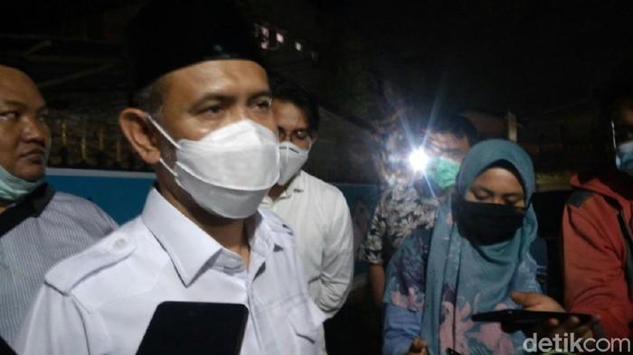 Calon Wakil Wali Kota Medan, Salman Alfarisi (Datuk Haris Molana-detikcom).