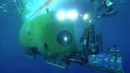 Kapal Selam China Masuk ke Palung Terdalam di Bumi