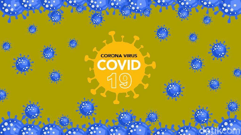 Tambah 6.027, Kasus Positif Corona RI Jadi 569.707 pada 5 Desember