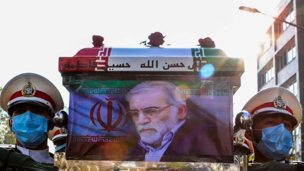 Dikaitkan dengan Pembunuhan Ilmuwan Nuklir, Arab Saudi Kecam Iran