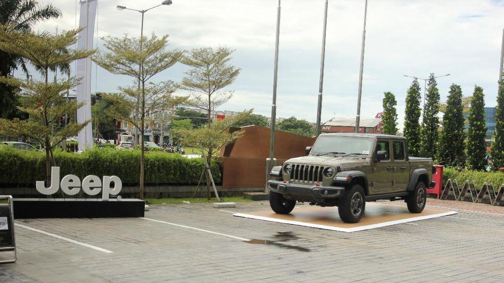 DAS Indonesia Motor Pegang Distribusi Mobil Jeep di Tanah Air