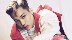 Album Solo Kai EXO Puncaki Chart iTunes Dunia