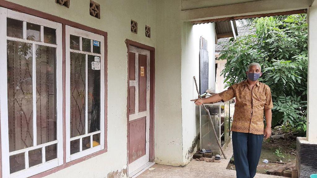 Ketua RT Beberkan Isi Rumah Terduga Teroris Palembang: Peluru-Buku Baasyir