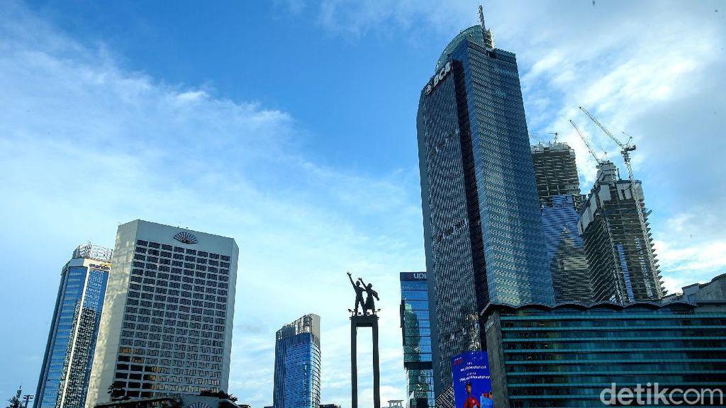 Pemprov DKI Klaim Kualitas Udara Jakarta Membaik Selama PSBB