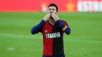 Gara-gara Selebrasi Gol Messi, Barcelona Terancam Sanksi