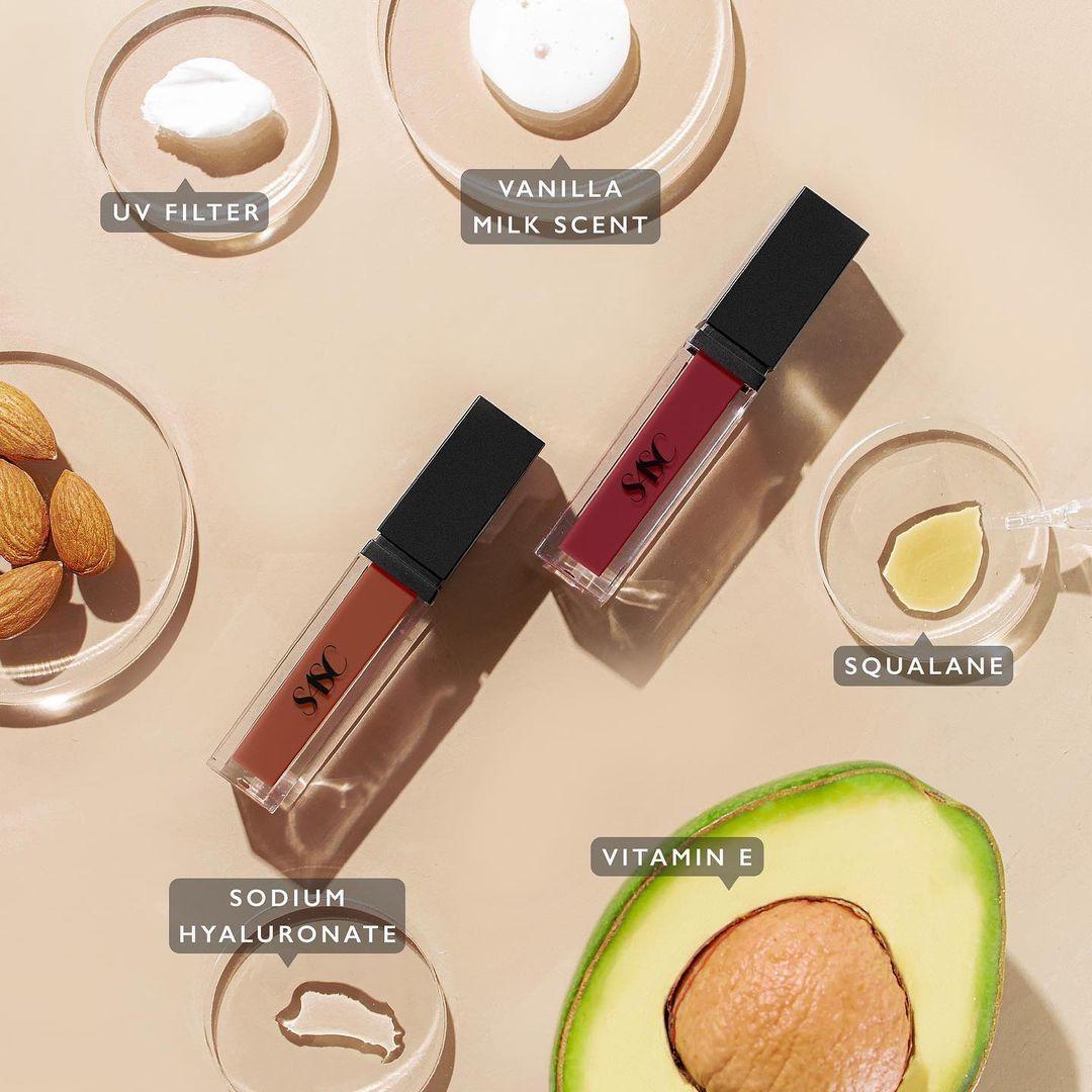 Lip Tint Brand lokal yang Tidak Mudah Luntur ke Masker