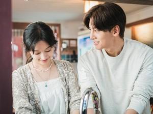 7 Kemesraan Ji Chang Wook dan Kim Ji Won, Aksi Ciumannya Bikin Heboh