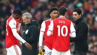 Solusi Meriam Mejan Arsenal: Oezil Bisa Jadi Kunci