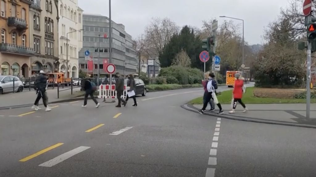 Pengendara yang Seruduk Pejalan Kaki di Jerman Diduga Gangguan Jiwa