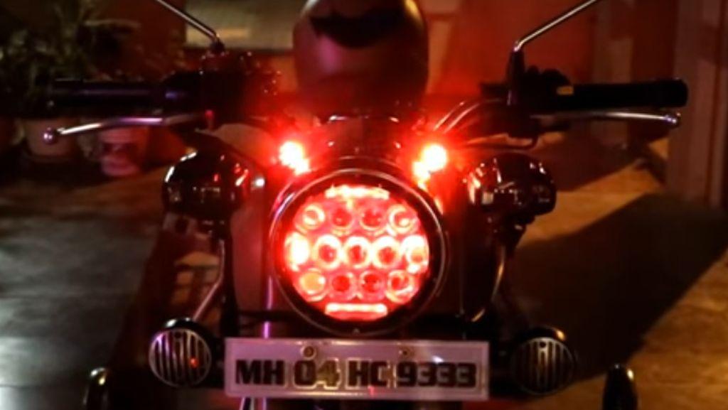 Lampu Motor Mati Mendadak, Perhatikan 5 Hal Ini