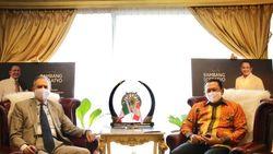Ketua MPR Ajak Investor Italia Ikut Bangun Sirkuit F1 di Bali