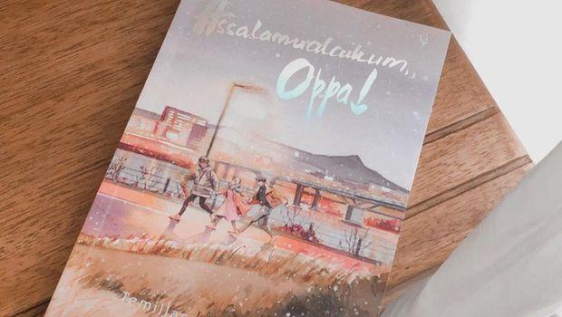 Penulis Assalamualaikum, Oppa! Karya Temilla Dwenty