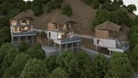 Padukan Pedesaan dan Modern, Hanging Pool Villa Ini Miliki View Labuan Bajo