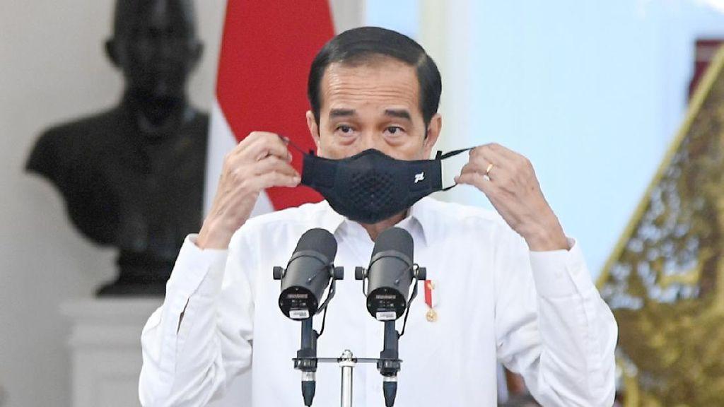 Beberkan Sinyal Pemulihan Ekonomi, Jokowi: Tetap Waspada!