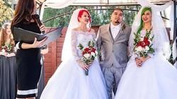 Pria Poligami Jadi Kontroversi, Berencana Hamili 2 Istrinya di Waktu Bersamaan