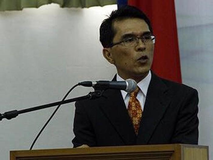 Rektor Universitas Katolik Parahyangan, Mangadar Situmorang, Ph.D.
