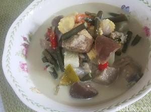 Resep Sayur Lodeh yang Sederhana dan Sedap
