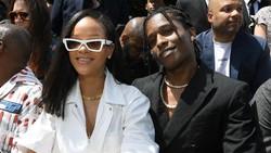 Rihanna dan A$AP Rocky, Dari Sahabat Jadi Pacar