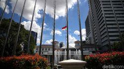 Anies-Riza Positif Corona, Begini Suasana di Balai Kota DKI