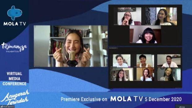 Teater Musikal Anugerah Terindah Siap Tayang di MOLA TV 5 Desember 2020