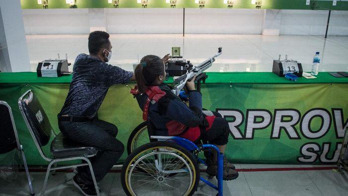 Sejumlah atlet National Paralympic Committee (NPC) saat ini menjalani pemusatan latihan nasional (pelatnas) untuk persiapan Paralimpiade Tokyo 2021.
