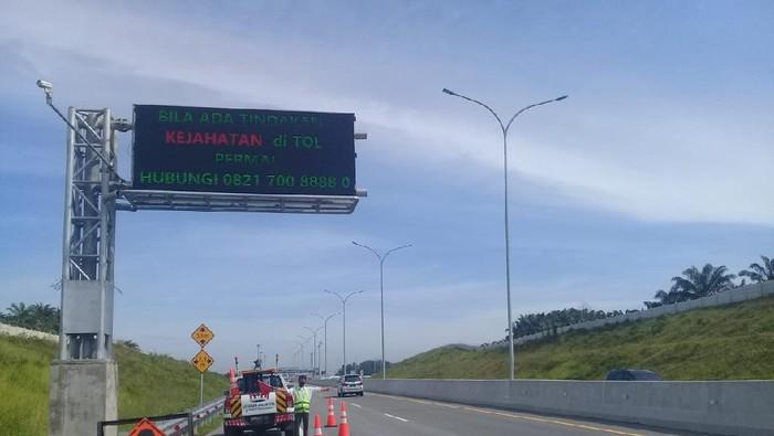 Tol Trans Sumatera/Dok Hutama Karya