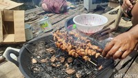 Foto: Ulat Sagu, Kuliner Wajib Papua