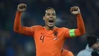 Van Dijk Absen di Piala Eropa 2020!