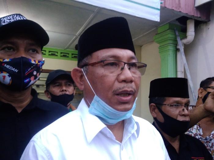 Akhyar Nasution (Datuk Haris Molana-detikcom)