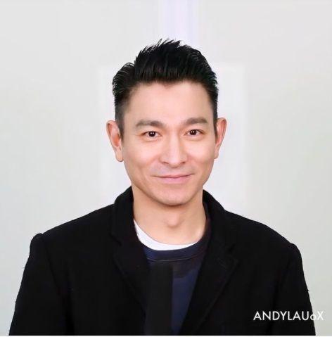 Andy Lau Vegetarian