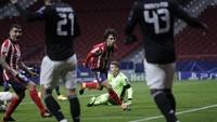 Atletico Madrid Ungguli Bayern Munich 1-0 di Babak Pertama