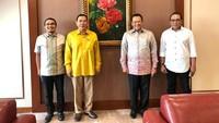 Ketua MPR Ajak Tommy Soeharto Majukan Olahraga Otomotif RI