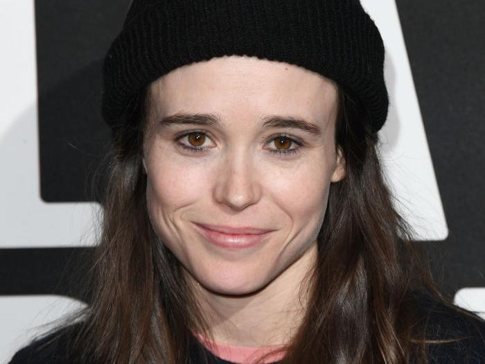 LONDON, ENGLAND - FEBRUARY 07: Ellen Page attends a photocall for Netflix The Umbrella Academy at Curzon Cinema Mayfair on February 07, 2019 in London, England. (Photo by Stuart C. Wilson/Getty Images)