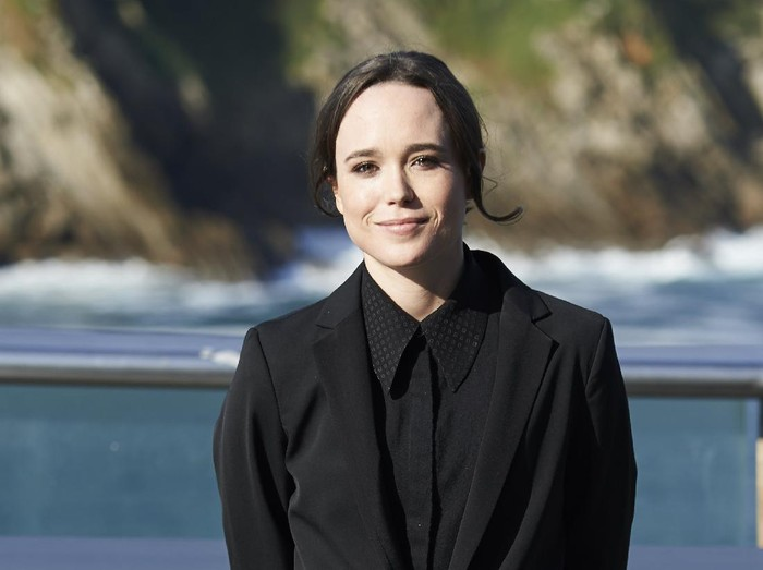 SAN SEBASTIAN, SPAIN - SEPTEMBER 24:  Actress Ellen Page attends the Freeheld photocall during the 63rd San Sebastian International Film Festival on September 24, 2015 in San Sebastian, Spain.  (Photo by Carlos Alvarez/Getty Images)