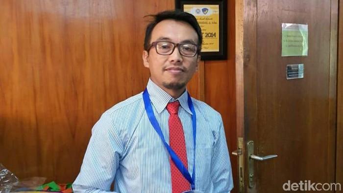 Epidemiolog Dr dr M Atoillah Isfandi MKes