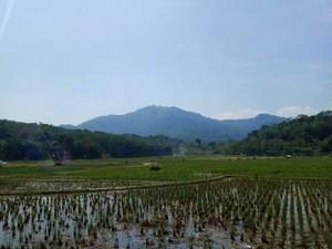 Viral! Pendaki Disambut Bunyi Gamelan di Gunung Mananggel, Cianjur