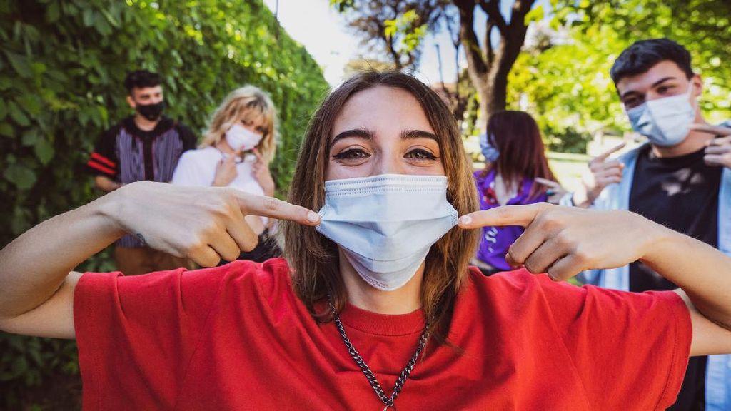 WHO Perbarui Pedoman COVID-19 soal Penggunaan Masker